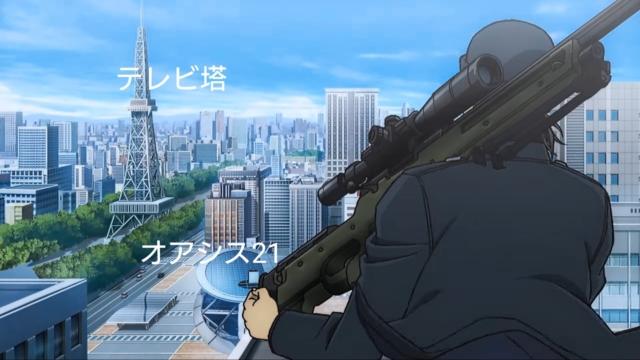 コナン映画2020の舞台は名古屋の聖地で場所はどこ?予告付きで紹介