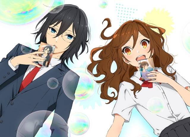 ホリミヤアニメ1期は面白いorつまらない?感想口コミ評判を調査していきます!
